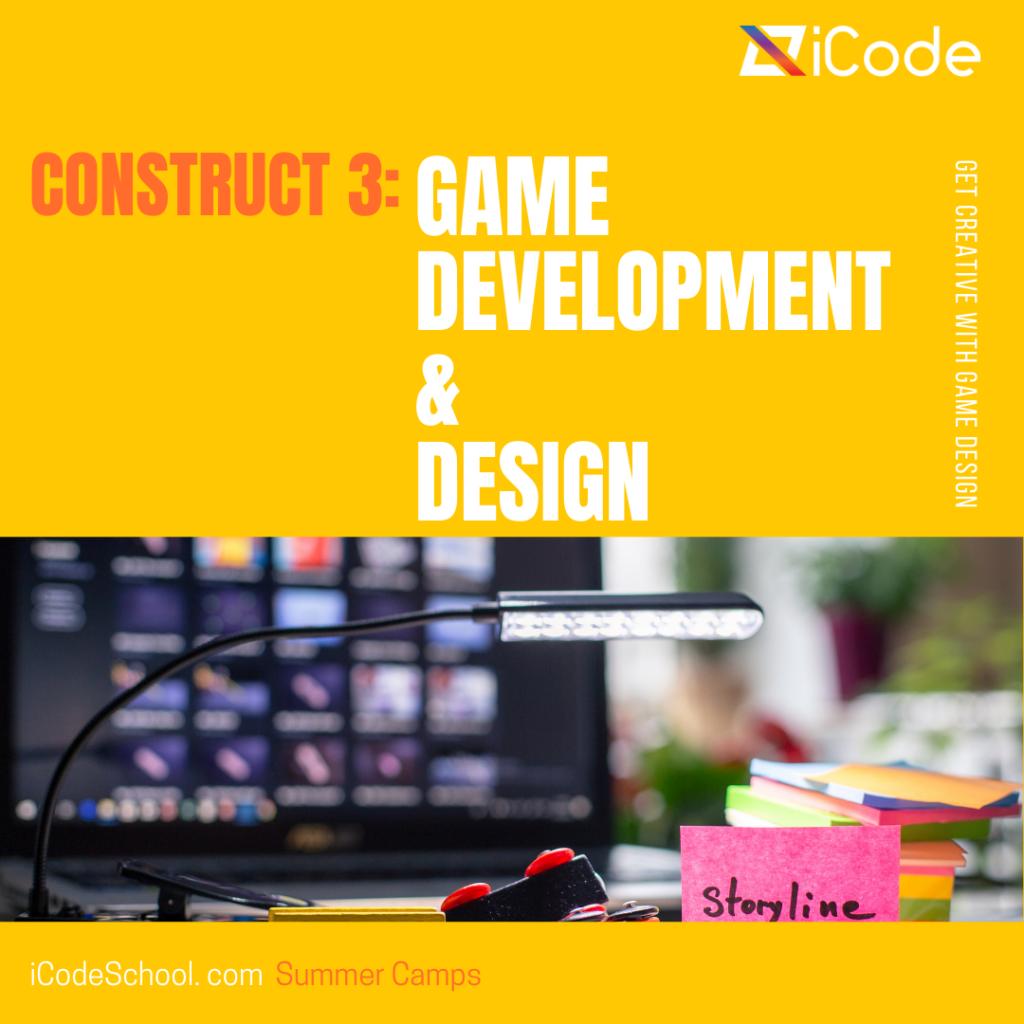 Construct 3 Game Design