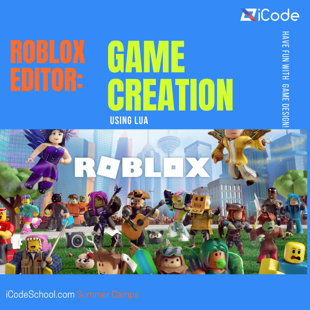 Roblox Game Creation