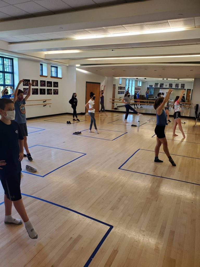PAC Dance Class